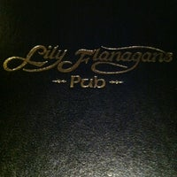 Photo taken at Lily Flanagan's by Pete V. on 8/29/2012
