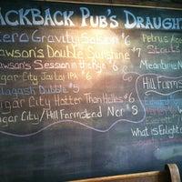 Photo taken at Blackback Pub by Edward O. on 7/26/2012