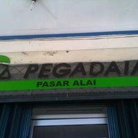 Photo taken at Pasar Alai by Eko W. on 6/23/2012