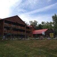 Das Foto wurde bei Meadowbrook Resort von Nate S. am 6/15/2012 aufgenommen