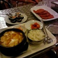 Photo taken at Hi Seoul Korean Fusion Foods by Cindy C. on 8/4/2012