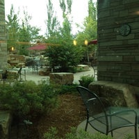 Photo taken at Cafe 2500 - Medical Center of the Rockies by Kay P. on 8/11/2012