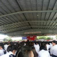 Photo taken at Sport Complex ม.ปลาย @SW2 by Pantira N. on 6/26/2012