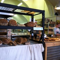 Photo taken at E5 Bakehouse by David M. on 5/6/2012