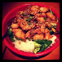 Photo taken at Pei Wei by soldforfree a. on 4/17/2012