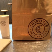 Photo taken at Chipotle Mexican Grill by SkinnyBoySwag on 4/30/2012
