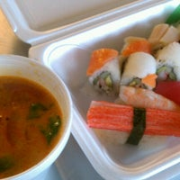 Photo taken at GO! Bento... by Frank P. on 7/10/2012