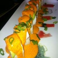 Photo taken at Sushi Shop by Lorenzo G. on 7/26/2012