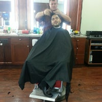 Photo taken at Barber Shop & Co. by Schmoozing D. on 8/9/2012