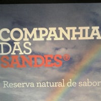 Photo taken at Companhia das Sandes by Ivo G. on 7/24/2012