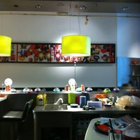 Photo taken at YO! Sushi by Cedric G. on 4/13/2012