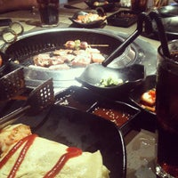 Photo taken at Sumo BBQ by TristaNova on 5/17/2012