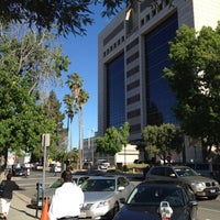 Photo taken at Van Nuys Courthouse by Dennis W. on 6/26/2012