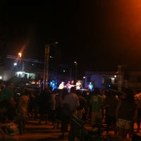 Photo taken at San Foca by Giovanni M. on 8/1/2012