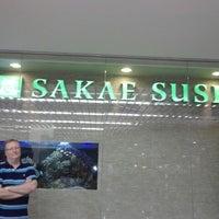 Photo taken at Sakae Sushi by Maria Teresa D. on 7/20/2012