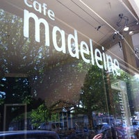 Photo taken at cafe madeleine by Marko T. on 5/25/2012