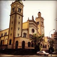 Photo taken at Iglesia Santa Eduvigis by JesusSanch on 4/12/2012