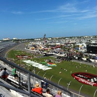 Photo taken at Daytona International Speedway by Jacob H. on 7/7/2012