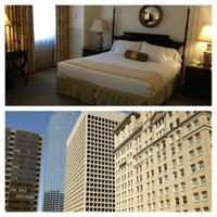 Photo taken at The Adolphus by Jose M. on 8/19/2012