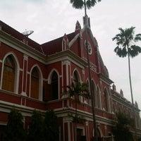 Photo taken at Debsirin School by Suttha N. on 7/30/2012