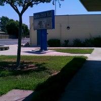 Photo taken at Ramona Jr High by Dee C. on 8/20/2012
