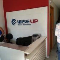 Photo taken at Wise Up by Daniel a. on 9/8/2012