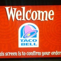 Photo taken at Taco Bell by Chadwick on 9/9/2012