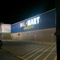 Photo taken at Walmart Supercenter by Brandie B. on 2/23/2012