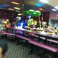 Photo taken at Peter Piper Pizza by Marisol O. on 6/1/2012