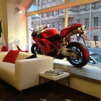Снимок сделан в Caffe Italia пользователем 🎀Екатерина К. 5/31/2012