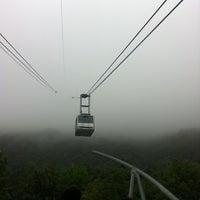 Photo taken at Sorak Cable Car by InBum S. on 8/27/2012