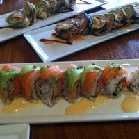 Photo taken at Kabuki Japanese Restaurant by Cheri H. on 3/18/2012