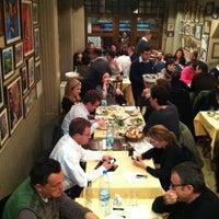 Photo taken at Refik Restaurant by Omurden S. on 2/24/2012