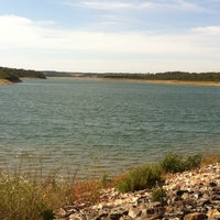 Photo taken at Barragem de Campilhas by Emidio S. on 6/3/2012