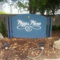 Photo taken at Phipps Plaza by Brian C on 9/1/2012