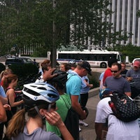 Photo taken at Bike and Roll Chicago by Vicki L. on 8/8/2012