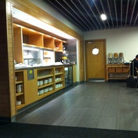 Photo taken at Star Alliance Lounge by Steven d. on 2/25/2012