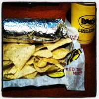 Photo taken at Moe's Southwest Grill by Jordan R. on 7/25/2012