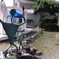 Photo taken at Naupaka Terrace by Bambi N. on 4/6/2012