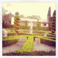 Photo taken at Jardins del Reial - Vivers by Juanan C. on 4/9/2012