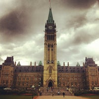 Photo taken at Parliament Hill by Deejay L. on 5/4/2012