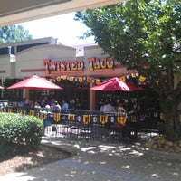 Photo taken at Twisted Taco Perimeter by ricky l. on 6/12/2012