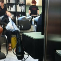 Photo taken at Sagar Hair Studio by Ilaria F. on 6/23/2012