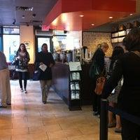 Photo taken at Starbucks by Eugene K. on 3/15/2012