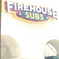 Photo taken at Firehouse Subs by Alli F. on 8/17/2012