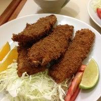 Photo taken at Ajissai Restaurante by Nini T. on 2/29/2012