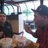 Photo taken at Burger King by Tom R. on 3/31/2012