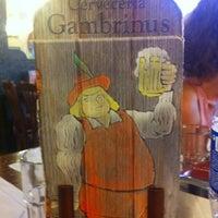 Photo taken at Gambrinus by Sergi P. on 7/23/2012