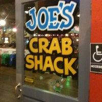 Photo taken at Joe's Crab Shack by Debbie on 3/7/2012
