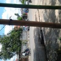 Photo taken at Jalan Merdeka by Riez C. on 2/10/2012